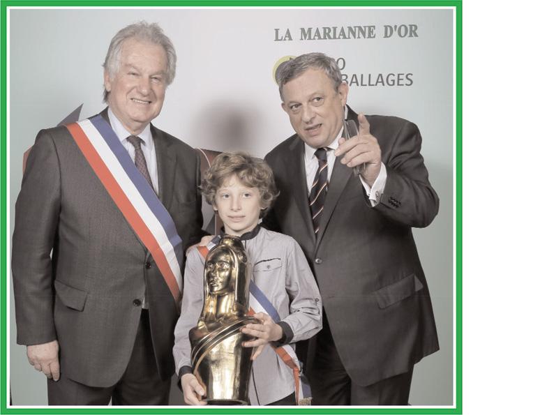 plus jeune maire de france